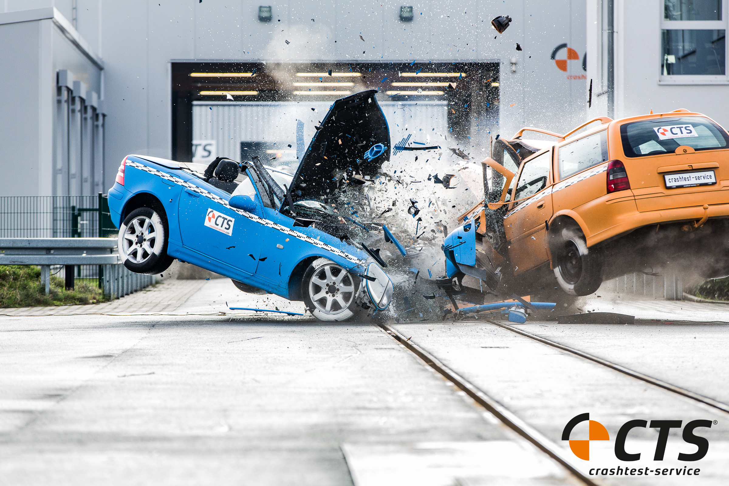 SAVE THE DATE: CTS CRASH DAY 21.09.2021!